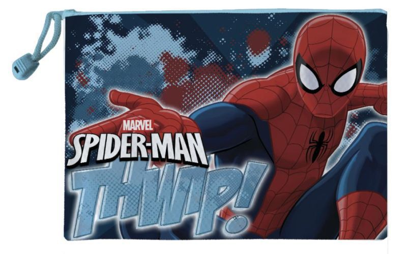 Neceser impermeable grande spiderman