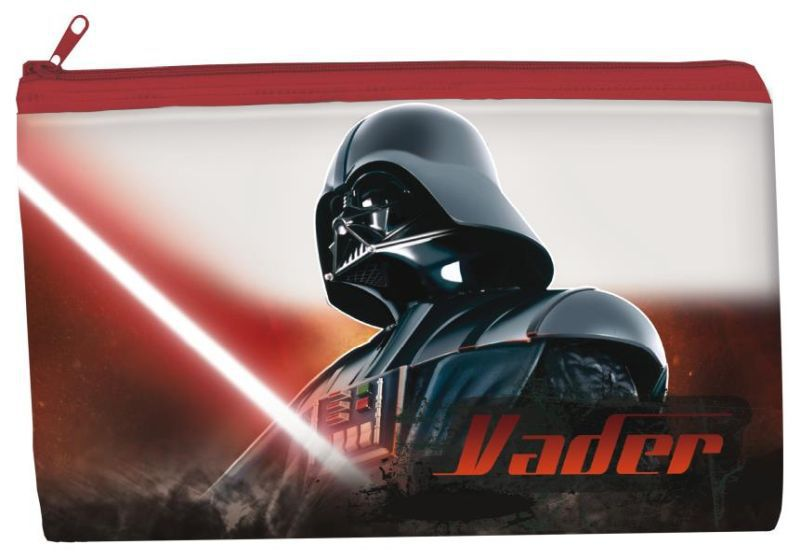 Neceser impermeable 24x15 cms star wars