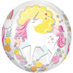 "*orbz:magical unicorn 15""/38cmx16""/40c. m(5)"