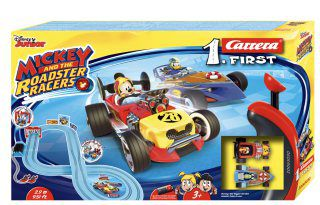 Mickey & roadster racers