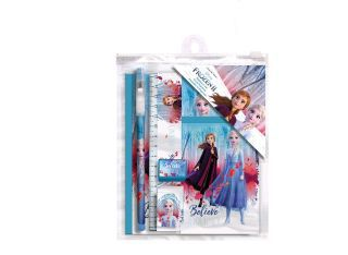 Set papeleria 6pcs frozen 2