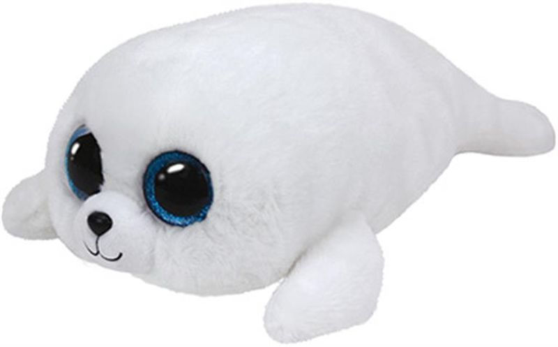 Icy - white seal
