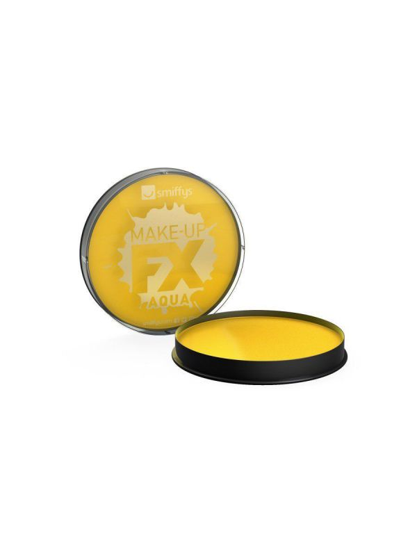 Smiffys make-up yellow