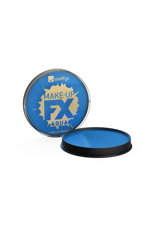 Smiffys make-up royal blue
