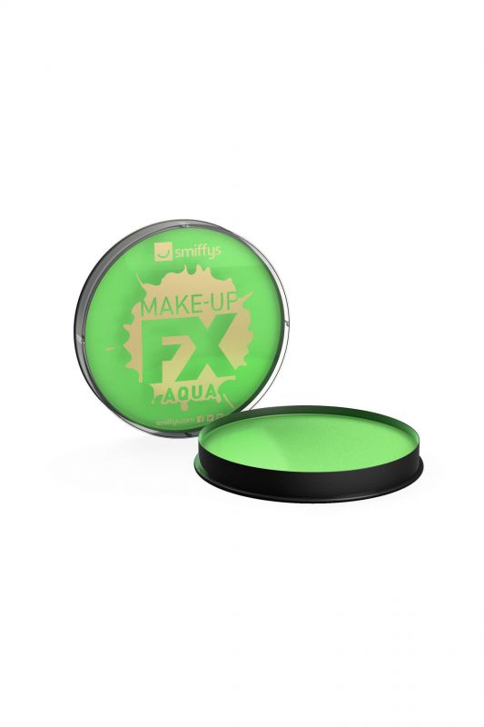 Smiffys make-up lime green