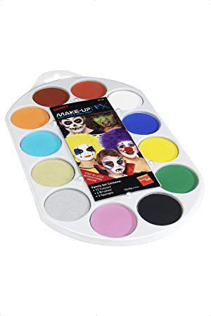 Smiffys make-up palette