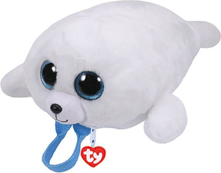 Mochila-icy - white seal