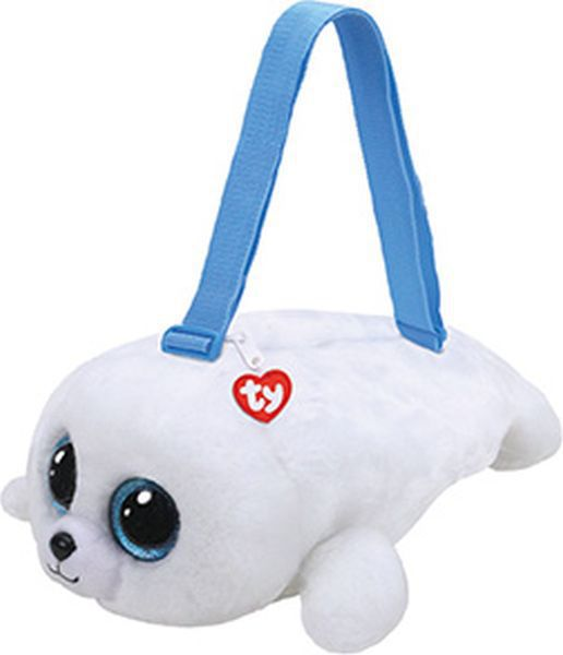 Bolso-icy - white seal