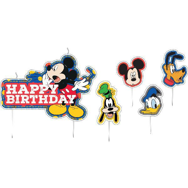*vela mickey mouse sets (6x17)