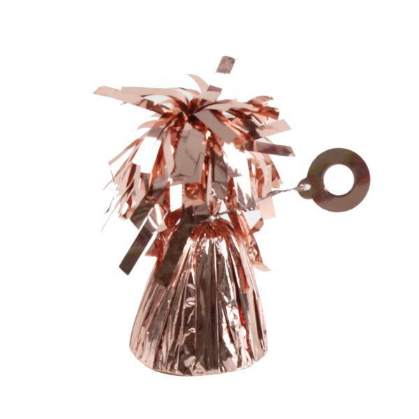 *acc. peso foil: rose gold (12)