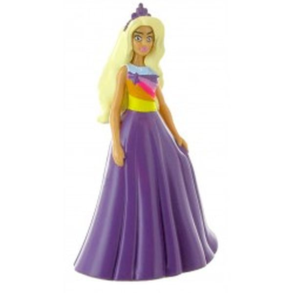 99146 barbie fantasy  2 - purple