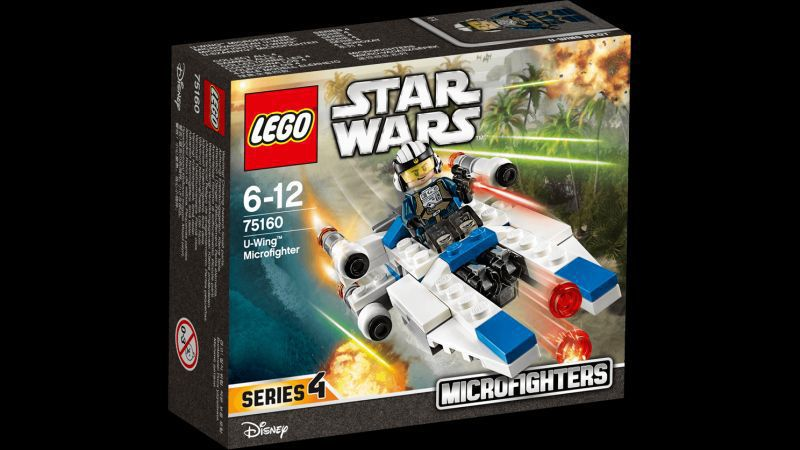 Microfighter u-wing™ v29