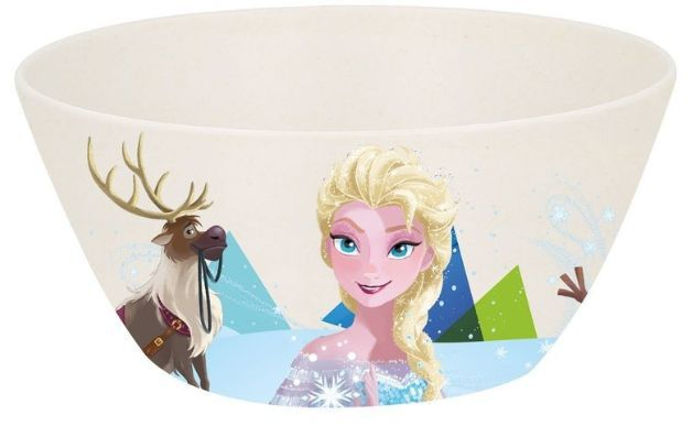 Stor cuenco bambu frozen best of disney
