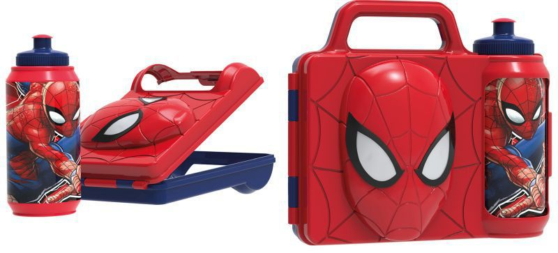 Stor combo set 3d spiderman
