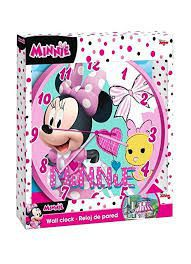 Reloj de pared minnie