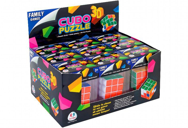 Magic cube 9pcs d/box
