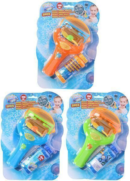 Bubbleshooter dobles 100ml