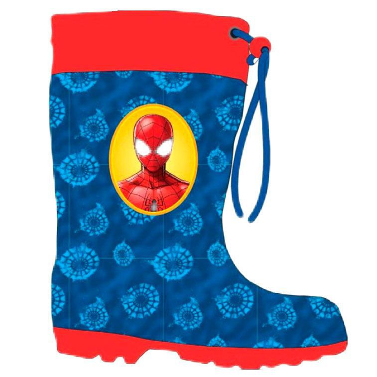Bota agua spiderman 27/28