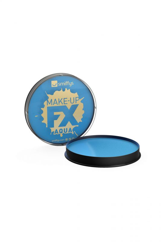 Smiffys make-up pale blue