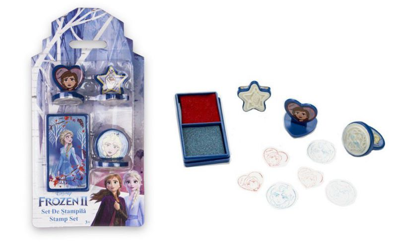 "Set estampaci""n frozen di1923fr2"