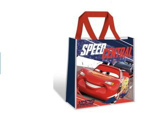 Shopping bag 38x38x12cm cars