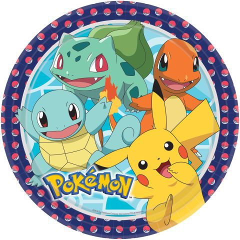 *platos 23cms pokemon (8)