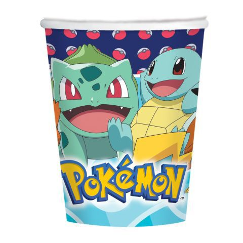 *vasos 250ml pokemon(8)