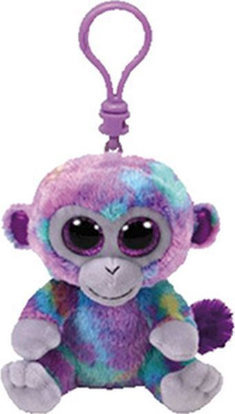 Zuri - monkey multicolor