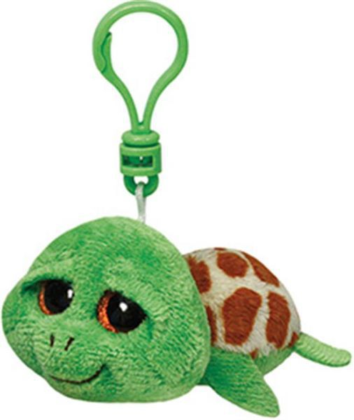 Zippy - green turtle