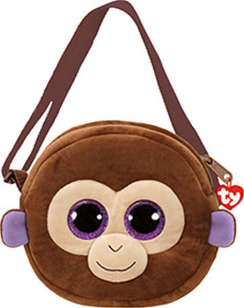 Bolso - coconut - brown monkey