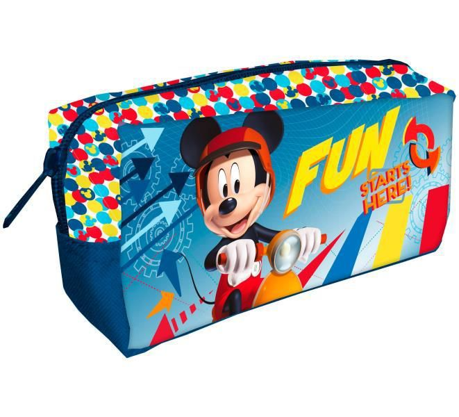 Portatodo rectangular 220x45x110mm mickey